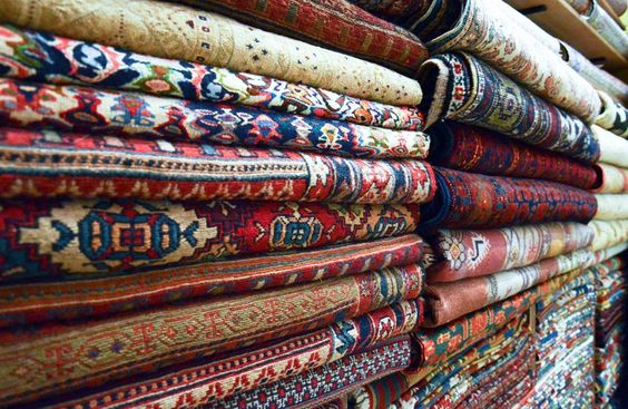 Turkish carpets and rugs
