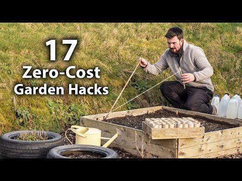 42 17 Brilliant Free Vegetable Gardening Hacks More Food For