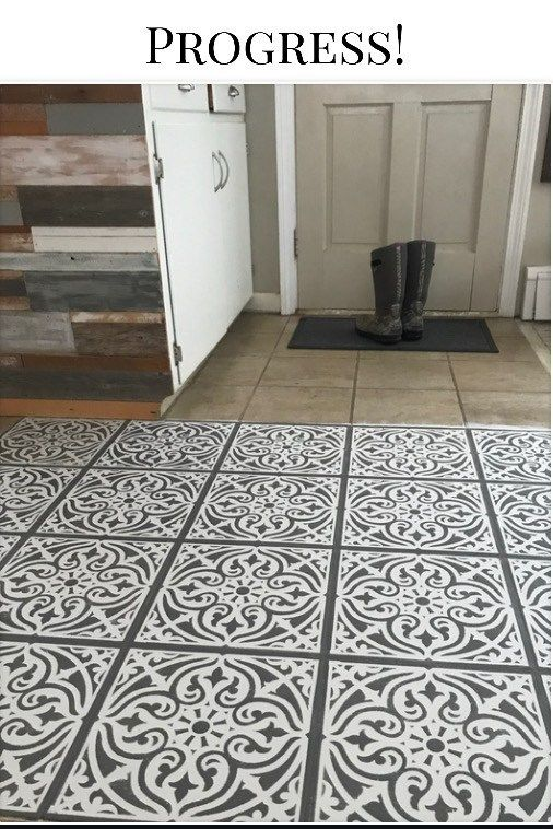 Easy Steps To Painting Your Tile Floor