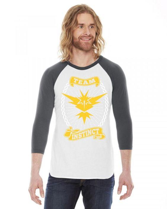 Team Instinct 3/4 Sleeve Shirt