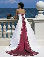 Vestido de boda original
