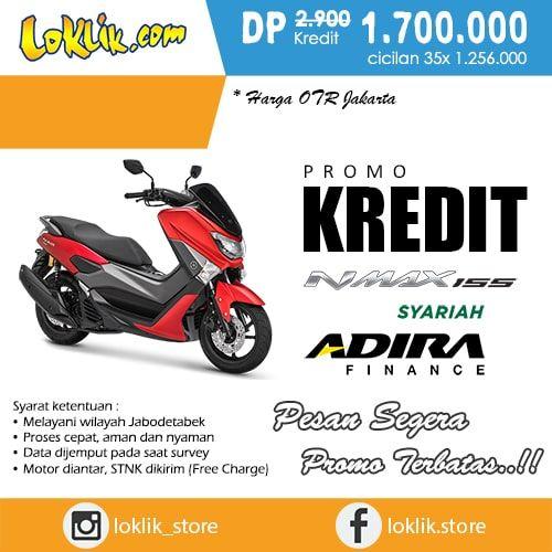 Brosur Kredit Motor Honda 2020 Jakarta - Gambaran