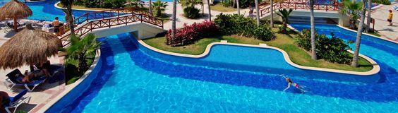 Pool Grand Bahia Principe Akumal