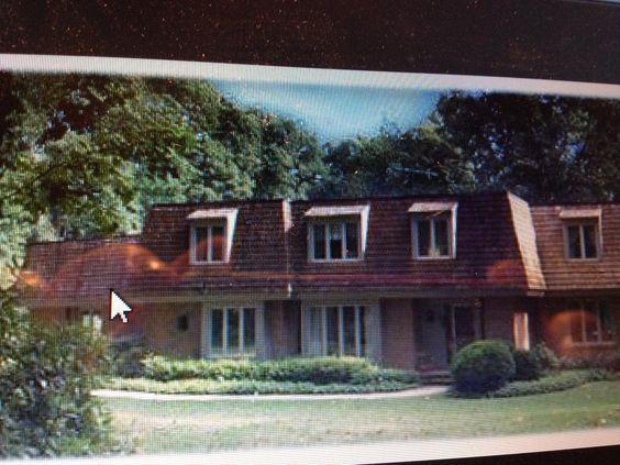Mansard roof on pinterest for Modern mansard roof