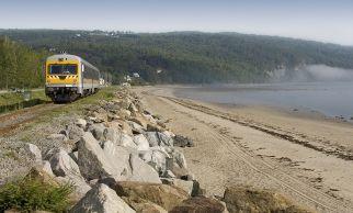 Train léger de Charlevoix