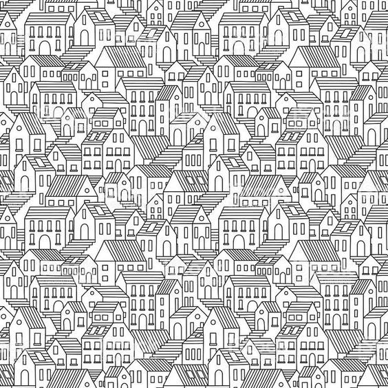 Graphic Design Trends Ideas And Predictions For 2020 Colorwhistle How To Draw Hands House Doodle Seamless Patterns