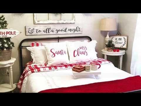 Youtube Christmas Home Tours 2020 CHRISTMAS HOME DECOR TOUR | MULTIPLE CHRISTMAS HOME TOURS