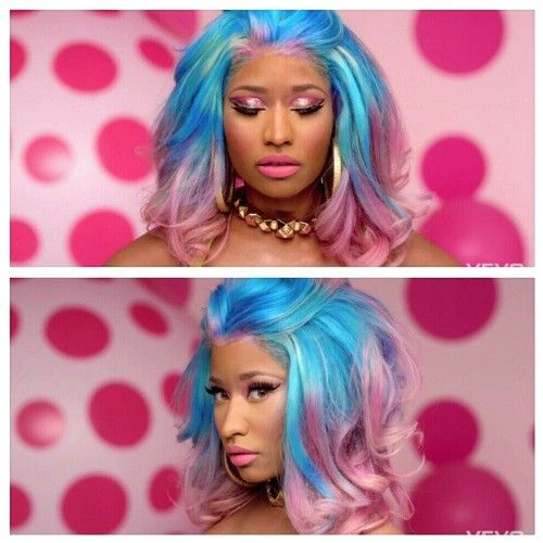 Pin by Samantha Falley on Nicki Minaj Costume (The Boys feat Cassie - nicki minaj halloween ideas