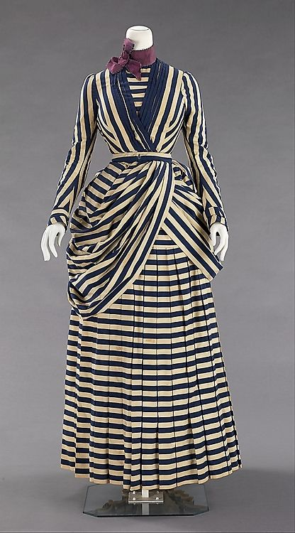 Tennis Dress 1885 The Metropolitan Museum of Art