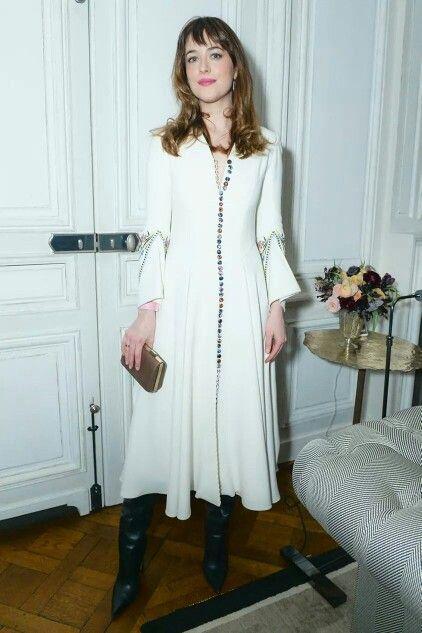 Dior fashion show in paris