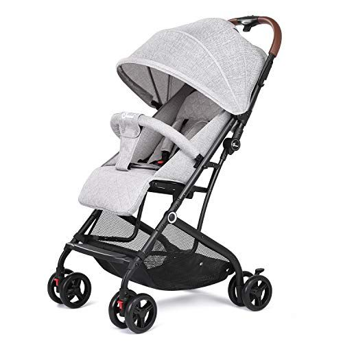 Lightweight Stroller Baby Umbrella Strollers Foldable Compact Stroller For Travel Convenience Stroller With Ove Umbrella Stroller Stroller Lightweight Stroller