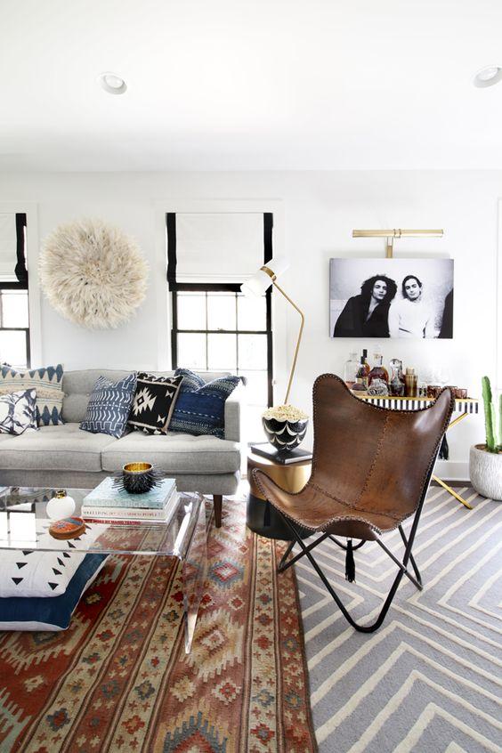 Western living room wall decor : The world s catalog of ideas