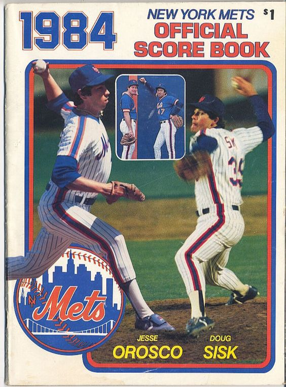 Hey, I found this really awesome Etsy listing at https://www.etsy.com/listing/188932153/new-york-mets-1984-official-score-book