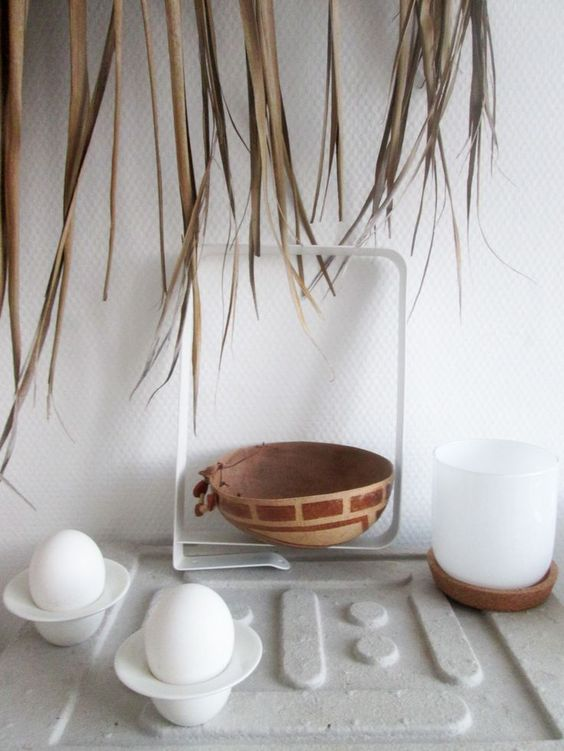 Whitehouse Raffinement, Douceur, Minimalisme, Nature <3 Home easter styling