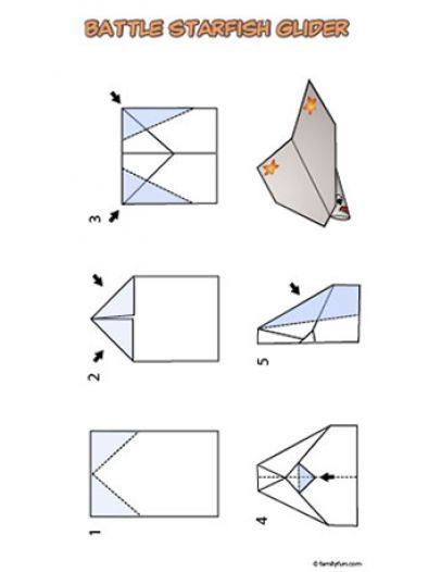 how to make a paper airplane | How to make a paper ...