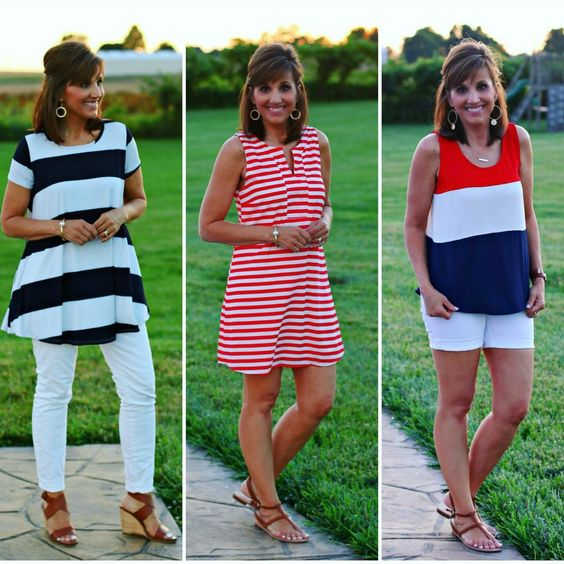 Not sure what to wear on the 4th of July??hellip: