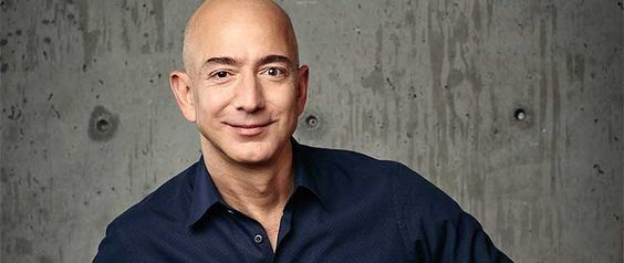 Amazon-Kopf Jeff Bezos mit Rekord-Vermögen
