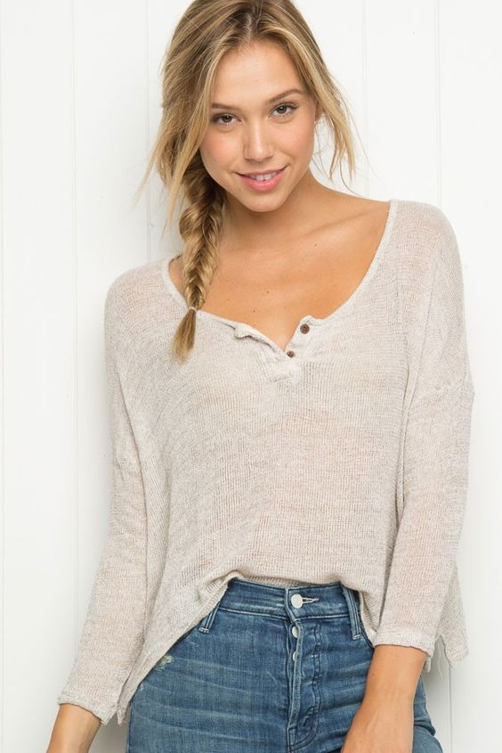 Brandy ♥ Melville | Annabelle Top - Just In
