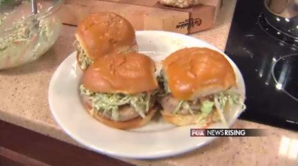 It's All Burgers, All the Time with Chef Troy