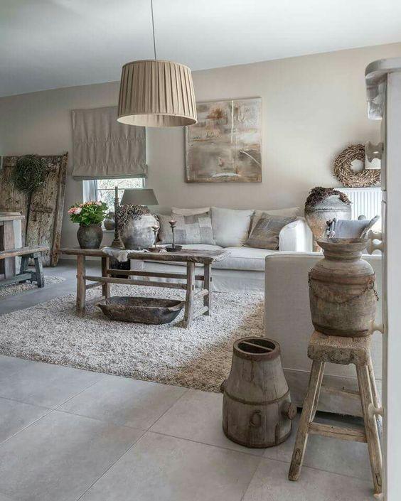 Landelijk wonen rustic living gj www for Interieur accessoires
