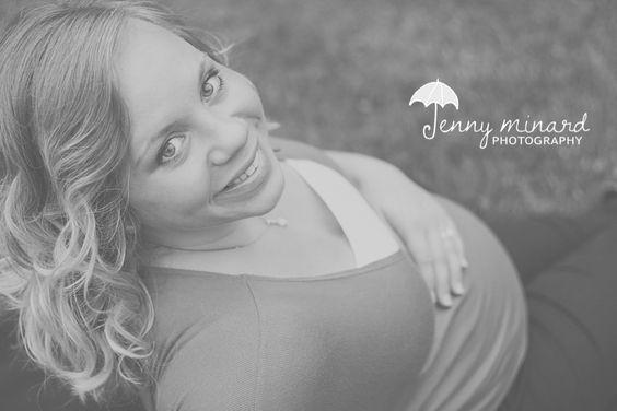Jenny Minard Photography.  Maternity Portraits.