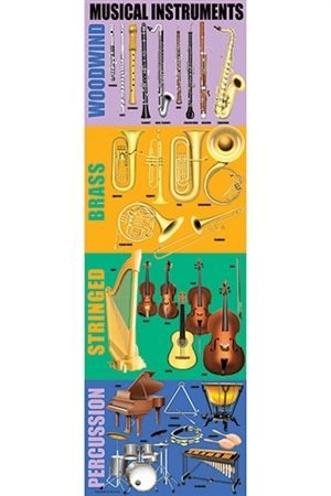 musical instruments colossal poster mcv1651 mcdonald