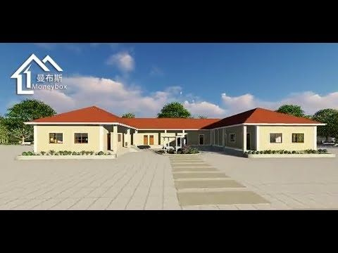 Prefab House Steel Structure Apartment Youtube Contenedores