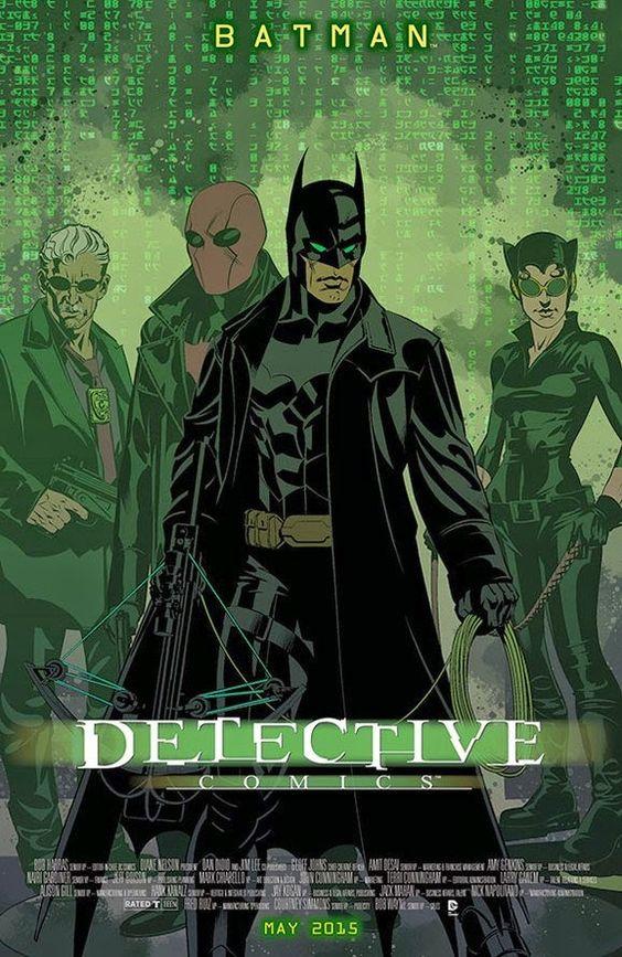 posters de filmes em versão dc comics www.boraborahut.com/2014/12/posters-de-filmes-em-versao-dc-comics.html