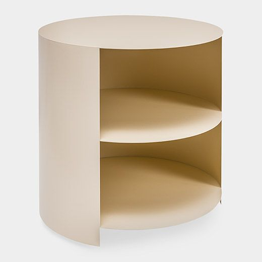 Hide Side Table | MoMA