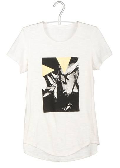 a good graphic tee is rare. Thanks Maje