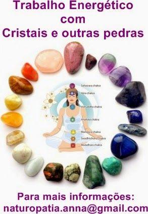 Naturopatianna: Terapia com Cristais e Outras pedras