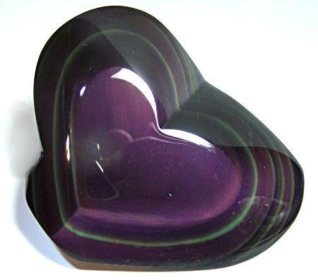 Rainbow Obsidian / Mexico: