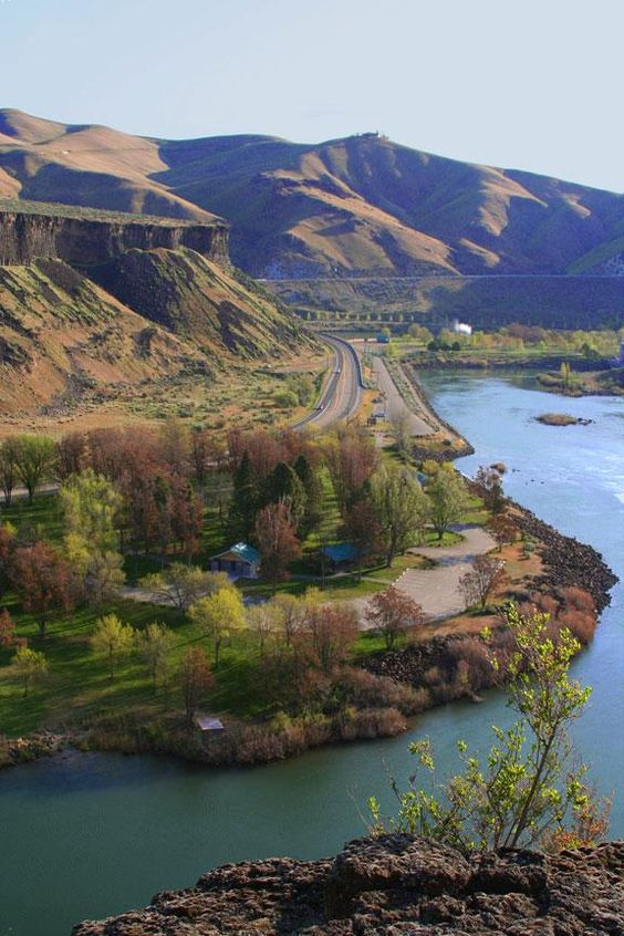 Lucky Peak State Park, Boise, ID | Idaho Parks & Recreation  | www.parksandrecreation.idaho.gov #idparksandrec: