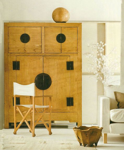 Armarios chinos madera lavada muebles chinos muebles for Muebles asiaticos online
