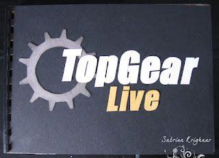 Krighaars Krusedulle: Top Gear Live! Mini album.