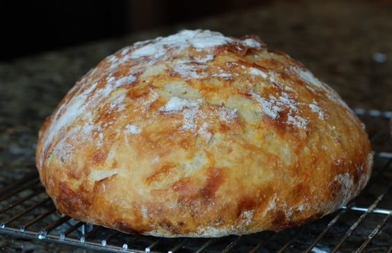 A super yummy bread that needs to be made!