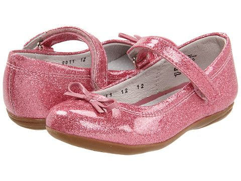 pink glitter patent leather janes from kid express