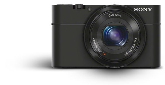 Sony Cyber-shot RX100 - This might be my next pocket camera.