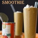 Creamy Pumpkin Pie Smoothie for Two | Food - Smoothies & Juicing ...