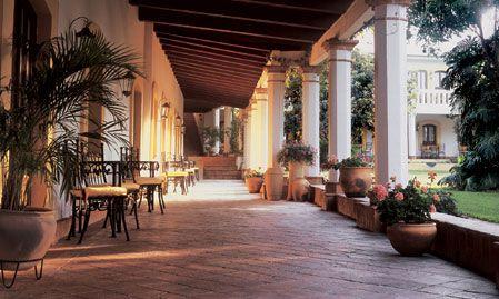 Hacienda Los Laureles, Hotel Oaxaca