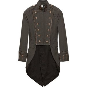 Bird by Juicy Couture military jacket