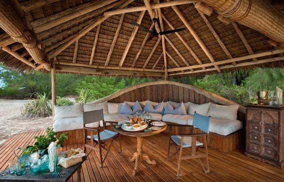 Travel+Style/Photoblog | Mnemba Island Lodge Zanzibar, Tanzania. The...