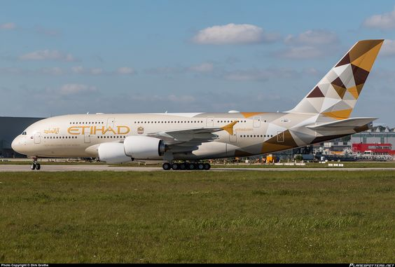 airbus a380 etihad success - photo #3