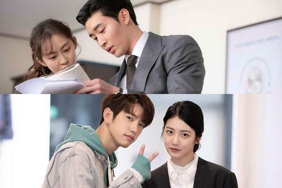 """Cast Of """"He Is Psychometric"""" Knows How To Balance Work And Play On The Drama Set"""