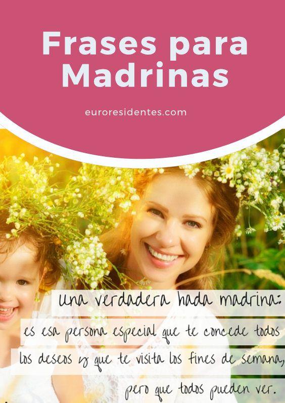 Frases Para Madrinas Frases Para Madrinas Ser Madrina