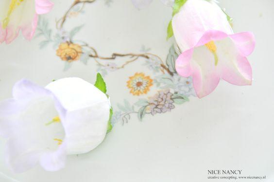 NICENANCY.NL: love floating flowers!