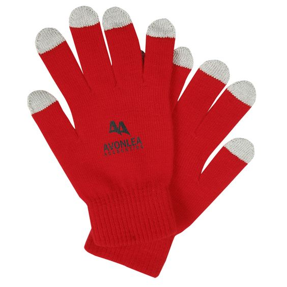 You have the right to bare your logo on your arms with these imprinted gloves!