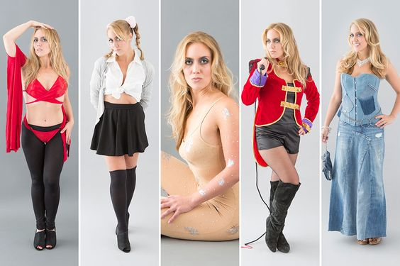 How to DIY the Top 5 Britney Spears Looks for Halloween | Brit + Co