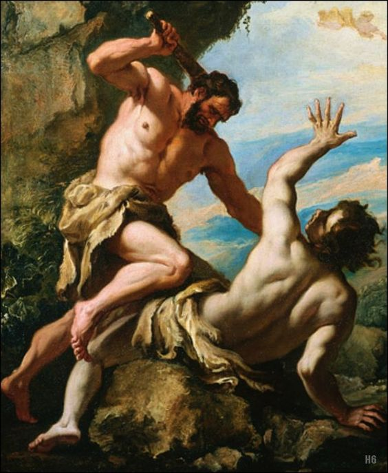 Image result for cain and abel renaissance artwork