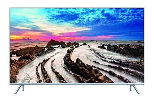 Samsung Mu7009 163 Cm 65 Zoll Fernseher Ultra Hd Twin Tuner Hdr 1000 Smart Tv Samsung Einkaufen Fernseher